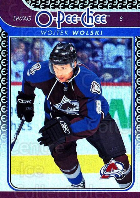 2009-10 O-pee-chee Rainbow #138 Wojtek Wolski<br/>2 In Stock - $2.00 each - <a href=https://centericecollectibles.foxycart.com/cart?name=2009-10%20O-pee-chee%20Rainbow%20%23138%20Wojtek%20Wolski...&quantity_max=2&price=$2.00&code=499299 class=foxycart> Buy it now! </a>