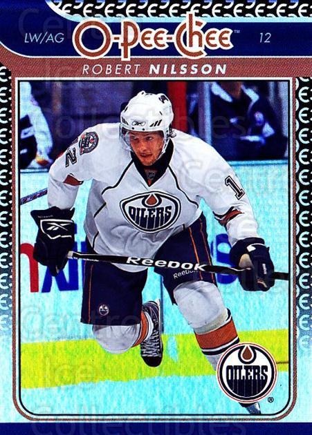 2009-10 O-pee-chee Rainbow #141 Robert Nilsson<br/>2 In Stock - $2.00 each - <a href=https://centericecollectibles.foxycart.com/cart?name=2009-10%20O-pee-chee%20Rainbow%20%23141%20Robert%20Nilsson...&quantity_max=2&price=$2.00&code=499302 class=foxycart> Buy it now! </a>