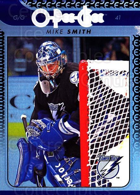 2009-10 O-pee-chee Rainbow #149 Mike Smith<br/>2 In Stock - $2.00 each - <a href=https://centericecollectibles.foxycart.com/cart?name=2009-10%20O-pee-chee%20Rainbow%20%23149%20Mike%20Smith...&quantity_max=2&price=$2.00&code=499310 class=foxycart> Buy it now! </a>