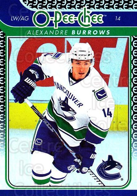 2009-10 O-pee-chee Rainbow #150 Alexandre Burrows<br/>2 In Stock - $2.00 each - <a href=https://centericecollectibles.foxycart.com/cart?name=2009-10%20O-pee-chee%20Rainbow%20%23150%20Alexandre%20Burro...&quantity_max=2&price=$2.00&code=499311 class=foxycart> Buy it now! </a>