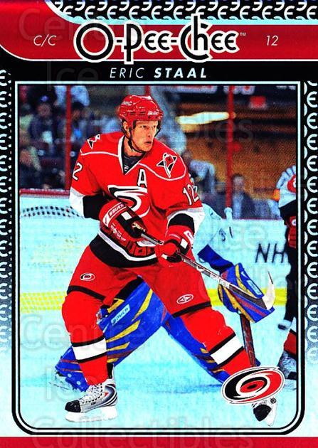 2009-10 O-pee-chee Rainbow #155 Eric Staal<br/>2 In Stock - $2.00 each - <a href=https://centericecollectibles.foxycart.com/cart?name=2009-10%20O-pee-chee%20Rainbow%20%23155%20Eric%20Staal...&quantity_max=2&price=$2.00&code=499316 class=foxycart> Buy it now! </a>