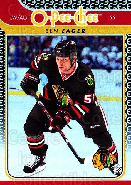 2009-10 O-pee-chee Rainbow #156 Ben Eager<br/>1 In Stock - $2.00 each - <a href=https://centericecollectibles.foxycart.com/cart?name=2009-10%20O-pee-chee%20Rainbow%20%23156%20Ben%20Eager...&quantity_max=1&price=$2.00&code=499317 class=foxycart> Buy it now! </a>