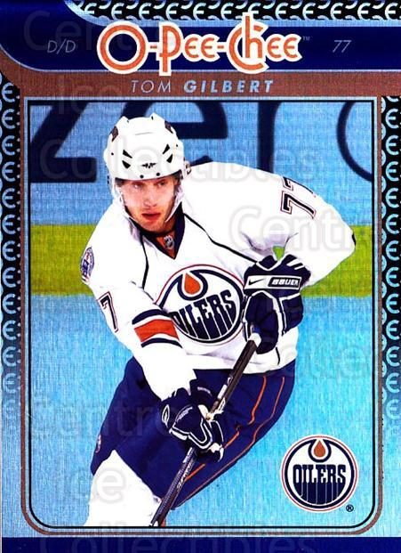 2009-10 O-pee-chee Rainbow #159 Tom Gilbert<br/>2 In Stock - $2.00 each - <a href=https://centericecollectibles.foxycart.com/cart?name=2009-10%20O-pee-chee%20Rainbow%20%23159%20Tom%20Gilbert...&quantity_max=2&price=$2.00&code=499320 class=foxycart> Buy it now! </a>