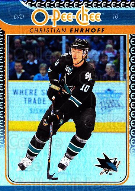 2009-10 O-pee-chee Rainbow #167 Christian Ehrhoff<br/>2 In Stock - $2.00 each - <a href=https://centericecollectibles.foxycart.com/cart?name=2009-10%20O-pee-chee%20Rainbow%20%23167%20Christian%20Ehrho...&quantity_max=2&price=$2.00&code=499328 class=foxycart> Buy it now! </a>