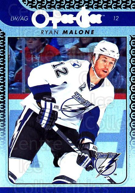 2009-10 O-pee-chee Rainbow #168 Ryan Malone<br/>2 In Stock - $2.00 each - <a href=https://centericecollectibles.foxycart.com/cart?name=2009-10%20O-pee-chee%20Rainbow%20%23168%20Ryan%20Malone...&quantity_max=2&price=$2.00&code=499329 class=foxycart> Buy it now! </a>