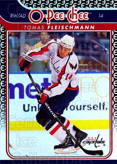 2009-10 O-pee-chee Rainbow #170 Tomas Fleischmann<br/>2 In Stock - $2.00 each - <a href=https://centericecollectibles.foxycart.com/cart?name=2009-10%20O-pee-chee%20Rainbow%20%23170%20Tomas%20Fleischma...&quantity_max=2&price=$2.00&code=499331 class=foxycart> Buy it now! </a>