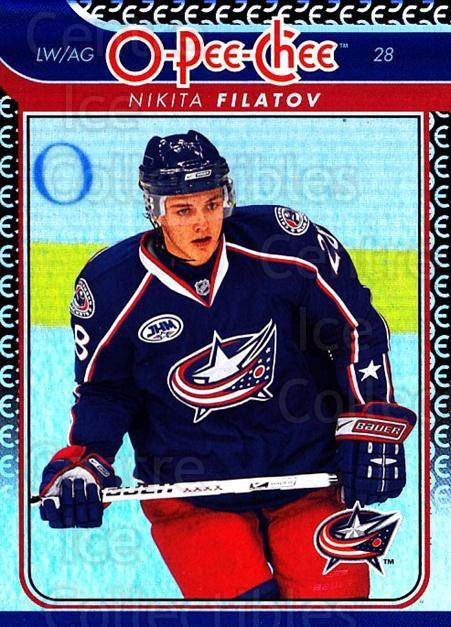 2009-10 O-pee-chee Rainbow #177 Nikita Filatov<br/>2 In Stock - $2.00 each - <a href=https://centericecollectibles.foxycart.com/cart?name=2009-10%20O-pee-chee%20Rainbow%20%23177%20Nikita%20Filatov...&quantity_max=2&price=$2.00&code=499338 class=foxycart> Buy it now! </a>