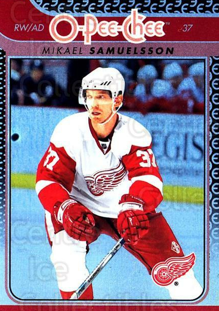 2009-10 O-pee-chee Rainbow #178 Mikael Samuelsson<br/>2 In Stock - $2.00 each - <a href=https://centericecollectibles.foxycart.com/cart?name=2009-10%20O-pee-chee%20Rainbow%20%23178%20Mikael%20Samuelss...&quantity_max=2&price=$2.00&code=499339 class=foxycart> Buy it now! </a>