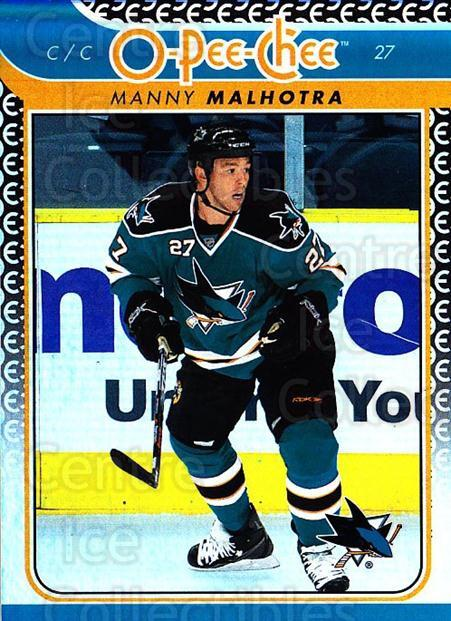 2009-10 O-pee-chee Rainbow #641 Manny Malhotra<br/>1 In Stock - $2.00 each - <a href=https://centericecollectibles.foxycart.com/cart?name=2009-10%20O-pee-chee%20Rainbow%20%23641%20Manny%20Malhotra...&quantity_max=1&price=$2.00&code=499354 class=foxycart> Buy it now! </a>