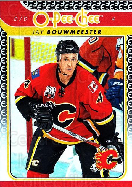 2009-10 O-pee-chee Rainbow #688 Jay Bouwmeester<br/>1 In Stock - $2.00 each - <a href=https://centericecollectibles.foxycart.com/cart?name=2009-10%20O-pee-chee%20Rainbow%20%23688%20Jay%20Bouwmeester...&quantity_max=1&price=$2.00&code=499401 class=foxycart> Buy it now! </a>