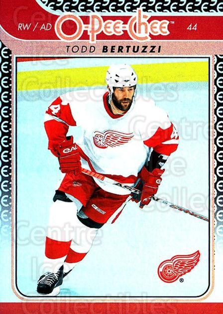 2009-10 O-pee-chee Rainbow #692 Todd Bertuzzi<br/>1 In Stock - $2.00 each - <a href=https://centericecollectibles.foxycart.com/cart?name=2009-10%20O-pee-chee%20Rainbow%20%23692%20Todd%20Bertuzzi...&quantity_max=1&price=$2.00&code=499405 class=foxycart> Buy it now! </a>
