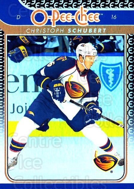 2009-10 O-pee-chee Rainbow #720 Christoph Schubert<br/>1 In Stock - $2.00 each - <a href=https://centericecollectibles.foxycart.com/cart?name=2009-10%20O-pee-chee%20Rainbow%20%23720%20Christoph%20Schub...&quantity_max=1&price=$2.00&code=499433 class=foxycart> Buy it now! </a>