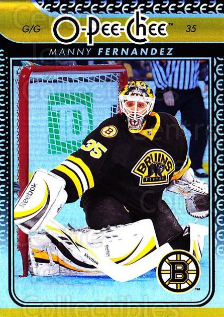 2009-10 O-pee-chee Rainbow #191 Manny Fernandez<br/>2 In Stock - $2.00 each - <a href=https://centericecollectibles.foxycart.com/cart?name=2009-10%20O-pee-chee%20Rainbow%20%23191%20Manny%20Fernandez...&quantity_max=2&price=$2.00&code=499514 class=foxycart> Buy it now! </a>