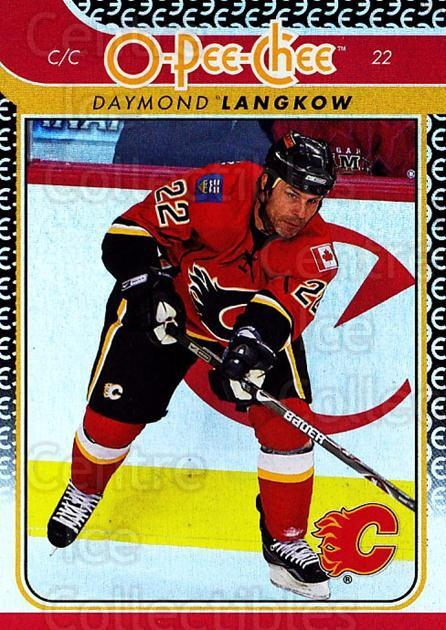 2009-10 O-pee-chee Rainbow #192 Daymond Langkow<br/>2 In Stock - $2.00 each - <a href=https://centericecollectibles.foxycart.com/cart?name=2009-10%20O-pee-chee%20Rainbow%20%23192%20Daymond%20Langkow...&quantity_max=2&price=$2.00&code=499515 class=foxycart> Buy it now! </a>