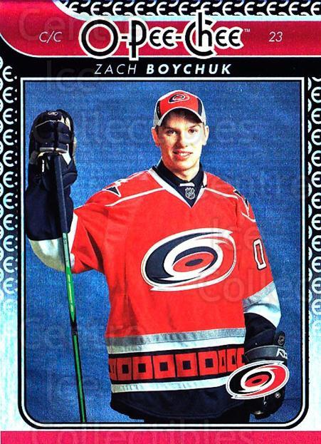 2009-10 O-pee-chee Rainbow #193 Zach Boychuk<br/>2 In Stock - $2.00 each - <a href=https://centericecollectibles.foxycart.com/cart?name=2009-10%20O-pee-chee%20Rainbow%20%23193%20Zach%20Boychuk...&quantity_max=2&price=$2.00&code=499516 class=foxycart> Buy it now! </a>