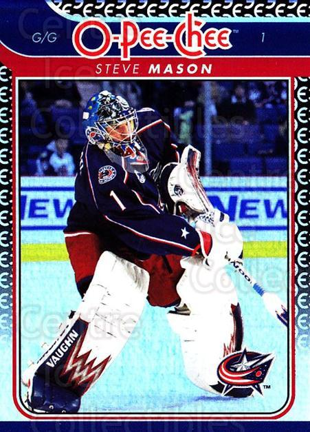 2009-10 O-pee-chee Rainbow #195 Steve Mason<br/>2 In Stock - $2.00 each - <a href=https://centericecollectibles.foxycart.com/cart?name=2009-10%20O-pee-chee%20Rainbow%20%23195%20Steve%20Mason...&quantity_max=2&price=$2.00&code=499518 class=foxycart> Buy it now! </a>