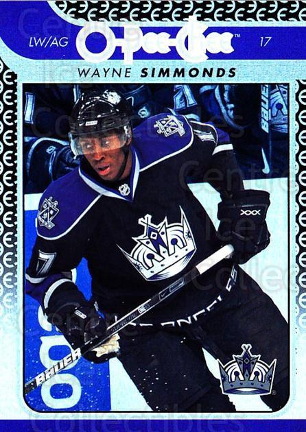 2009-10 O-pee-chee Rainbow #198 Wayne Simmonds<br/>2 In Stock - $2.00 each - <a href=https://centericecollectibles.foxycart.com/cart?name=2009-10%20O-pee-chee%20Rainbow%20%23198%20Wayne%20Simmonds...&quantity_max=2&price=$2.00&code=499521 class=foxycart> Buy it now! </a>
