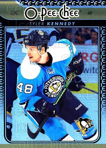 2009-10 O-pee-chee Rainbow #203 Tyler Kennedy<br/>2 In Stock - $2.00 each - <a href=https://centericecollectibles.foxycart.com/cart?name=2009-10%20O-pee-chee%20Rainbow%20%23203%20Tyler%20Kennedy...&quantity_max=2&price=$2.00&code=499526 class=foxycart> Buy it now! </a>