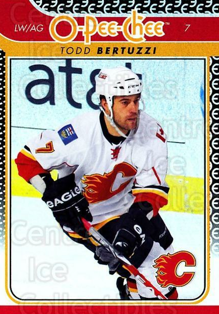 2009-10 O-pee-chee Rainbow #210 Todd Bertuzzi<br/>2 In Stock - $2.00 each - <a href=https://centericecollectibles.foxycart.com/cart?name=2009-10%20O-pee-chee%20Rainbow%20%23210%20Todd%20Bertuzzi...&quantity_max=2&price=$2.00&code=499533 class=foxycart> Buy it now! </a>