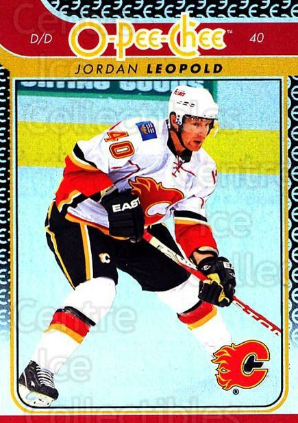 2009-10 O-pee-chee Rainbow #212 Jordan Leopold<br/>2 In Stock - $2.00 each - <a href=https://centericecollectibles.foxycart.com/cart?name=2009-10%20O-pee-chee%20Rainbow%20%23212%20Jordan%20Leopold...&quantity_max=2&price=$2.00&code=499535 class=foxycart> Buy it now! </a>