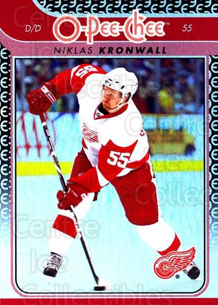 2009-10 O-pee-chee Rainbow #214 Niklas Kronwall<br/>2 In Stock - $2.00 each - <a href=https://centericecollectibles.foxycart.com/cart?name=2009-10%20O-pee-chee%20Rainbow%20%23214%20Niklas%20Kronwall...&quantity_max=2&price=$2.00&code=499537 class=foxycart> Buy it now! </a>