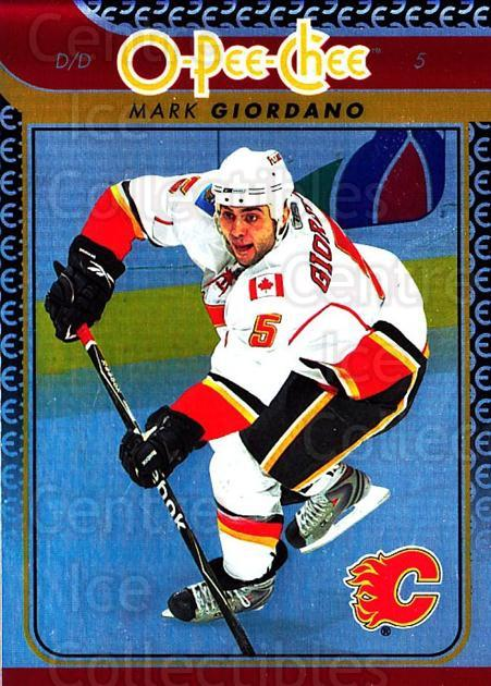 2009-10 O-pee-chee Rainbow #229 Mark Giordano<br/>2 In Stock - $2.00 each - <a href=https://centericecollectibles.foxycart.com/cart?name=2009-10%20O-pee-chee%20Rainbow%20%23229%20Mark%20Giordano...&quantity_max=2&price=$2.00&code=499552 class=foxycart> Buy it now! </a>