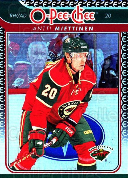2009-10 O-pee-chee Rainbow #235 Antti Miettinen<br/>2 In Stock - $2.00 each - <a href=https://centericecollectibles.foxycart.com/cart?name=2009-10%20O-pee-chee%20Rainbow%20%23235%20Antti%20Miettinen...&quantity_max=2&price=$2.00&code=499558 class=foxycart> Buy it now! </a>