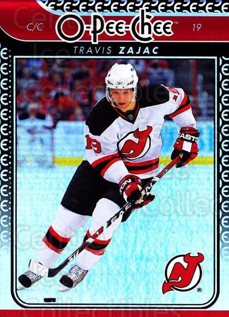 2009-10 O-pee-chee Rainbow #295 Travis Zajac<br/>2 In Stock - $2.00 each - <a href=https://centericecollectibles.foxycart.com/cart?name=2009-10%20O-pee-chee%20Rainbow%20%23295%20Travis%20Zajac...&quantity_max=2&price=$2.00&code=499618 class=foxycart> Buy it now! </a>