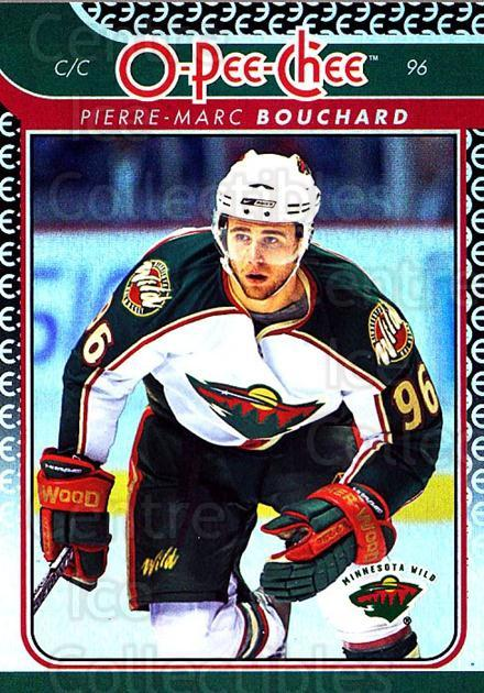 2009-10 O-pee-chee Rainbow #314 Pierre-Marc Bouchard<br/>2 In Stock - $2.00 each - <a href=https://centericecollectibles.foxycart.com/cart?name=2009-10%20O-pee-chee%20Rainbow%20%23314%20Pierre-Marc%20Bou...&quantity_max=2&price=$2.00&code=499637 class=foxycart> Buy it now! </a>