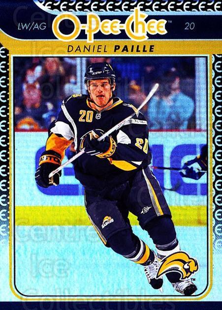 2009-10 O-pee-chee Rainbow #347 Daniel Paille<br/>2 In Stock - $2.00 each - <a href=https://centericecollectibles.foxycart.com/cart?name=2009-10%20O-pee-chee%20Rainbow%20%23347%20Daniel%20Paille...&quantity_max=2&price=$2.00&code=499670 class=foxycart> Buy it now! </a>