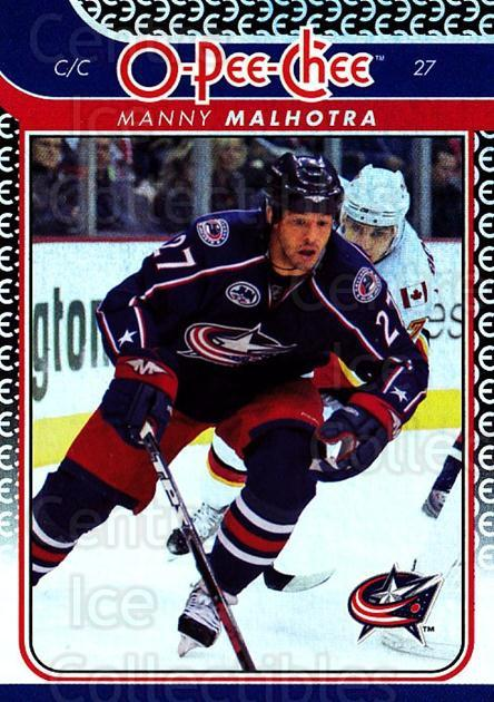 2009-10 O-pee-chee Rainbow #350 Manny Malhotra<br/>2 In Stock - $2.00 each - <a href=https://centericecollectibles.foxycart.com/cart?name=2009-10%20O-pee-chee%20Rainbow%20%23350%20Manny%20Malhotra...&quantity_max=2&price=$2.00&code=499673 class=foxycart> Buy it now! </a>