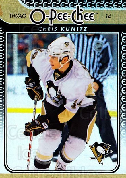 2009-10 O-pee-chee Rainbow #384 Chris Kunitz<br/>2 In Stock - $2.00 each - <a href=https://centericecollectibles.foxycart.com/cart?name=2009-10%20O-pee-chee%20Rainbow%20%23384%20Chris%20Kunitz...&quantity_max=2&price=$2.00&code=499707 class=foxycart> Buy it now! </a>