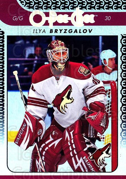 2009-10 O-pee-chee Rainbow #476 Ilya Bryzgalov<br/>2 In Stock - $2.00 each - <a href=https://centericecollectibles.foxycart.com/cart?name=2009-10%20O-pee-chee%20Rainbow%20%23476%20Ilya%20Bryzgalov...&quantity_max=2&price=$2.00&code=499799 class=foxycart> Buy it now! </a>