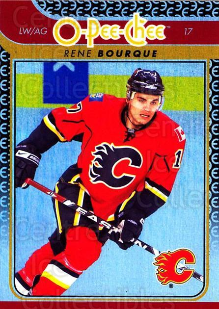 2009-10 O-pee-chee Rainbow #484 Rene Bourque<br/>2 In Stock - $2.00 each - <a href=https://centericecollectibles.foxycart.com/cart?name=2009-10%20O-pee-chee%20Rainbow%20%23484%20Rene%20Bourque...&quantity_max=2&price=$2.00&code=499807 class=foxycart> Buy it now! </a>