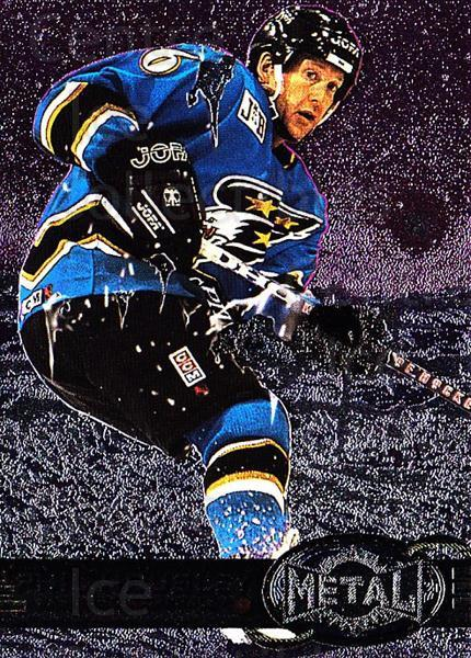 1996-97 Metal Universe #164 Phil Housley<br/>4 In Stock - $1.00 each - <a href=https://centericecollectibles.foxycart.com/cart?name=1996-97%20Metal%20Universe%20%23164%20Phil%20Housley...&quantity_max=4&price=$1.00&code=50044 class=foxycart> Buy it now! </a>