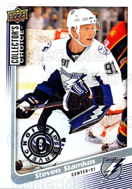 2009-10 Collectors Choice Reserve #8 Steven Stamkos<br/>1 In Stock - $3.00 each - <a href=https://centericecollectibles.foxycart.com/cart?name=2009-10%20Collectors%20Choice%20Reserve%20%238%20Steven%20Stamkos...&price=$3.00&code=500610 class=foxycart> Buy it now! </a>