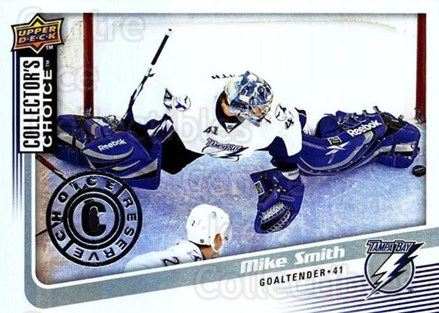 2009-10 Collectors Choice Reserve #10 Mike Smith<br/>1 In Stock - $2.00 each - <a href=https://centericecollectibles.foxycart.com/cart?name=2009-10%20Collectors%20Choice%20Reserve%20%2310%20Mike%20Smith...&quantity_max=1&price=$2.00&code=500612 class=foxycart> Buy it now! </a>