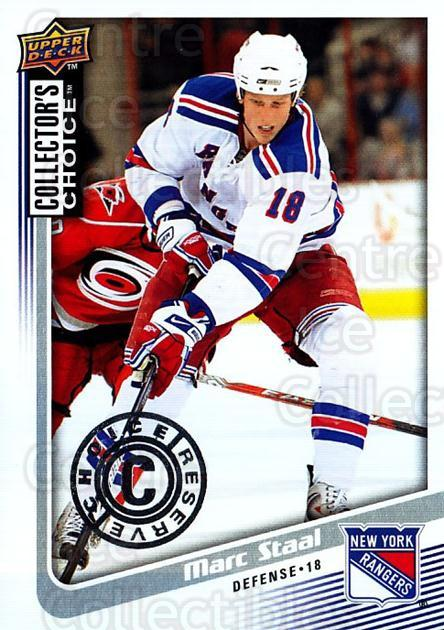 2009-10 Collectors Choice Reserve #120 Marc Staal<br/>3 In Stock - $2.00 each - <a href=https://centericecollectibles.foxycart.com/cart?name=2009-10%20Collectors%20Choice%20Reserve%20%23120%20Marc%20Staal...&quantity_max=3&price=$2.00&code=500722 class=foxycart> Buy it now! </a>