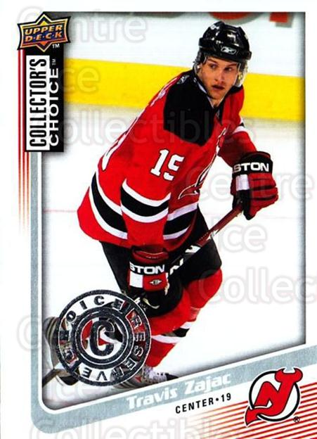 2009-10 Collectors Choice Reserve #149 Travis Zajac<br/>3 In Stock - $2.00 each - <a href=https://centericecollectibles.foxycart.com/cart?name=2009-10%20Collectors%20Choice%20Reserve%20%23149%20Travis%20Zajac...&quantity_max=3&price=$2.00&code=500751 class=foxycart> Buy it now! </a>