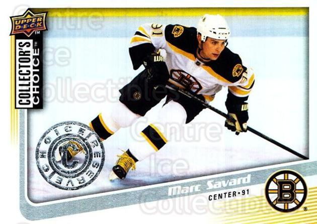 2009-10 Collectors Choice Reserve #161 Marc Savard<br/>3 In Stock - $2.00 each - <a href=https://centericecollectibles.foxycart.com/cart?name=2009-10%20Collectors%20Choice%20Reserve%20%23161%20Marc%20Savard...&quantity_max=3&price=$2.00&code=500763 class=foxycart> Buy it now! </a>