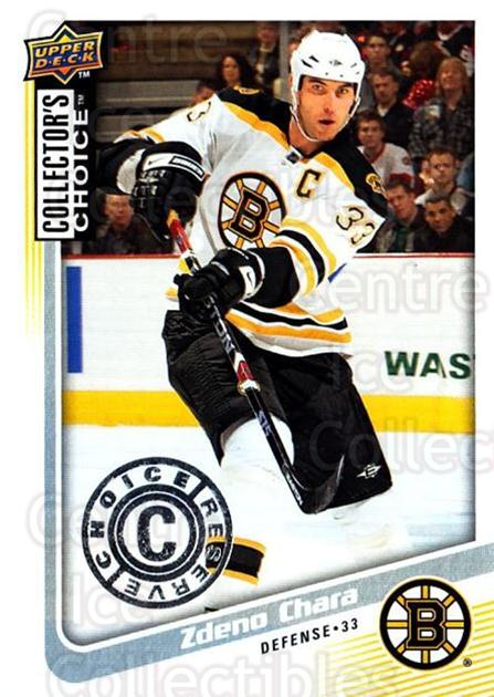 2009-10 Collectors Choice Reserve #164 Zdeno Chara<br/>3 In Stock - $2.00 each - <a href=https://centericecollectibles.foxycart.com/cart?name=2009-10%20Collectors%20Choice%20Reserve%20%23164%20Zdeno%20Chara...&quantity_max=3&price=$2.00&code=500766 class=foxycart> Buy it now! </a>