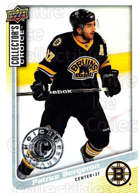 2009-10 Collectors Choice Reserve #165 Patrice Bergeron<br/>2 In Stock - $2.00 each - <a href=https://centericecollectibles.foxycart.com/cart?name=2009-10%20Collectors%20Choice%20Reserve%20%23165%20Patrice%20Bergero...&quantity_max=2&price=$2.00&code=500767 class=foxycart> Buy it now! </a>