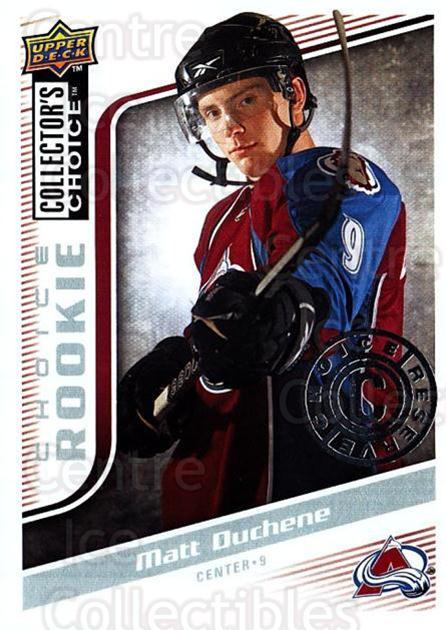 2009-10 Collectors Choice Reserve #251 Matt Duchene<br/>5 In Stock - $5.00 each - <a href=https://centericecollectibles.foxycart.com/cart?name=2009-10%20Collectors%20Choice%20Reserve%20%23251%20Matt%20Duchene...&quantity_max=5&price=$5.00&code=500853 class=foxycart> Buy it now! </a>