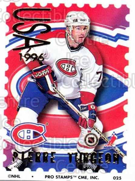 1996-97 NHL Pro Stamps #25 Pierre Turgeon<br/>25 In Stock - $2.00 each - <a href=https://centericecollectibles.foxycart.com/cart?name=1996-97%20NHL%20Pro%20Stamps%20%2325%20Pierre%20Turgeon...&quantity_max=25&price=$2.00&code=50209 class=foxycart> Buy it now! </a>