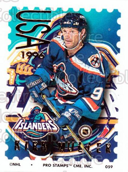 1996-97 NHL Pro Stamps #59 Kirk Muller<br/>31 In Stock - $2.00 each - <a href=https://centericecollectibles.foxycart.com/cart?name=1996-97%20NHL%20Pro%20Stamps%20%2359%20Kirk%20Muller...&quantity_max=31&price=$2.00&code=50243 class=foxycart> Buy it now! </a>