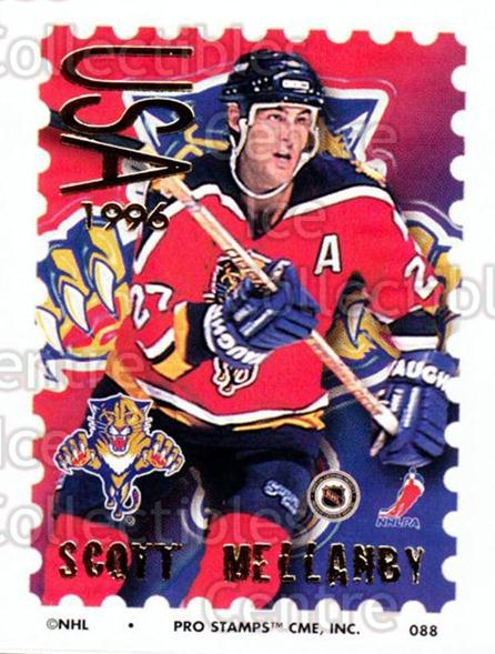 1996-97 NHL Pro Stamps #88 Scott Mellanby<br/>33 In Stock - $2.00 each - <a href=https://centericecollectibles.foxycart.com/cart?name=1996-97%20NHL%20Pro%20Stamps%20%2388%20Scott%20Mellanby...&quantity_max=33&price=$2.00&code=50273 class=foxycart> Buy it now! </a>