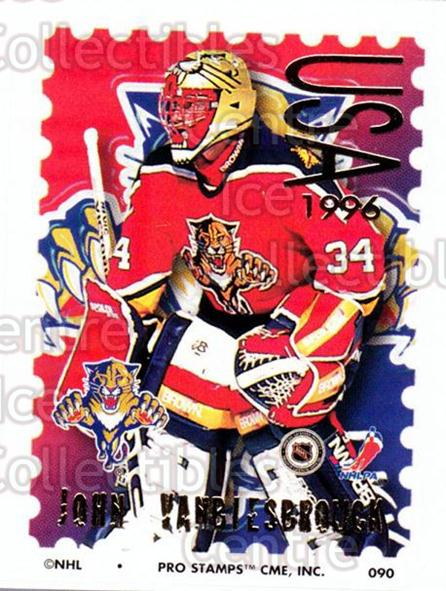 1996-97 NHL Pro Stamps #90 John Vanbiesbrouck<br/>24 In Stock - $2.00 each - <a href=https://centericecollectibles.foxycart.com/cart?name=1996-97%20NHL%20Pro%20Stamps%20%2390%20John%20Vanbiesbro...&quantity_max=24&price=$2.00&code=50276 class=foxycart> Buy it now! </a>