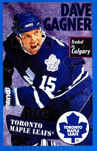 1996-97 Panini Stickers #219 Dave Gagner<br/>6 In Stock - $1.00 each - <a href=https://centericecollectibles.foxycart.com/cart?name=1996-97%20Panini%20Stickers%20%23219%20Dave%20Gagner...&quantity_max=6&price=$1.00&code=50409 class=foxycart> Buy it now! </a>