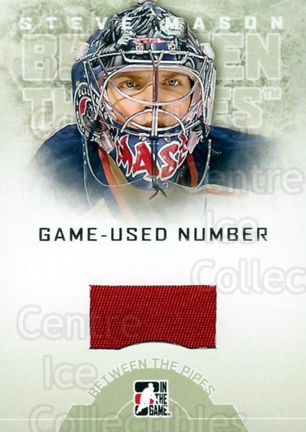 2008-09 Between The Pipes Number Silver #21 Steve Mason<br/>1 In Stock - $10.00 each - <a href=https://centericecollectibles.foxycart.com/cart?name=2008-09%20Between%20The%20Pipes%20Number%20Silver%20%2321%20Steve%20Mason...&quantity_max=1&price=$10.00&code=505593 class=foxycart> Buy it now! </a>