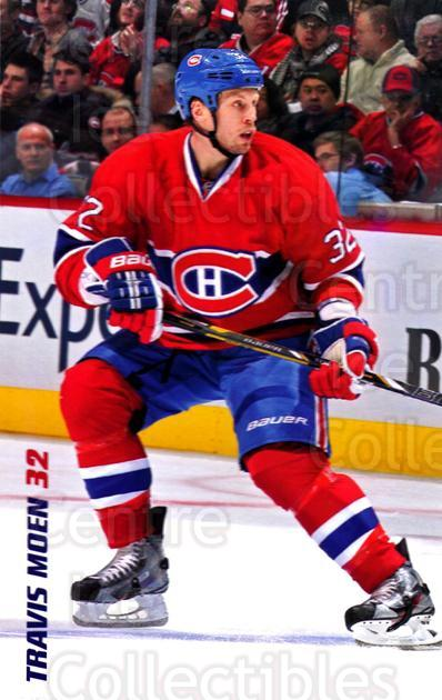 2012-13 Montreal Canadiens Postcards #17 Travis Moen<br/>1 In Stock - $3.00 each - <a href=https://centericecollectibles.foxycart.com/cart?name=2012-13%20Montreal%20Canadiens%20Postcards%20%2317%20Travis%20Moen...&quantity_max=1&price=$3.00&code=507905 class=foxycart> Buy it now! </a>